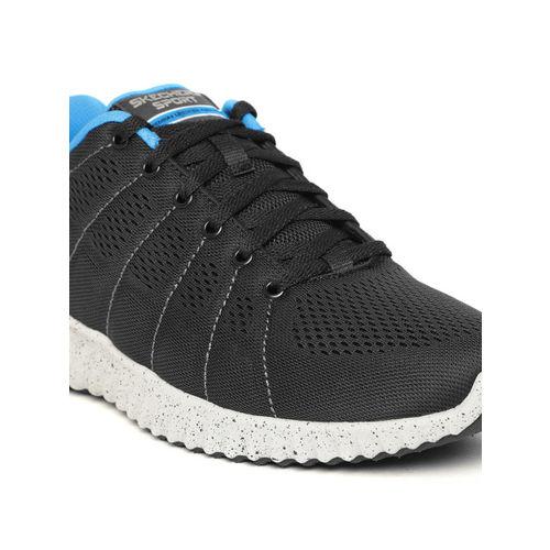 Skechers Men Black Ascent SHERROD Training Shoes