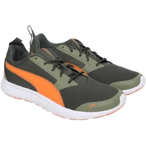 Puma Breakout IDP Running Shoes For Men(Olive)