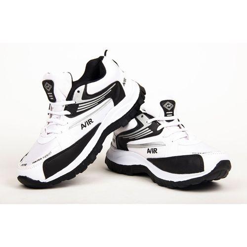 Beerock Aqua-lite Running Shoes For Men(White, Black)