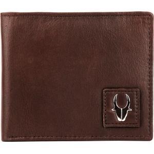 WildHorn Formal Brown Genuine Leather Wallet