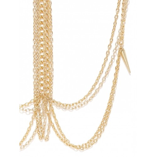 20Dresses Gold-Toned Multistranded Thigh Chain