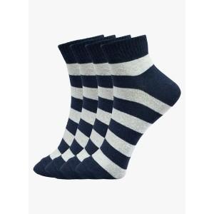 Tossido Multicoloured Cotton Socks For Men