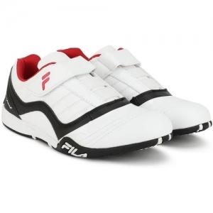c83bc7dd77 Buy Fila RV Range Motorsport Shoes For Men(Black, White) online ...