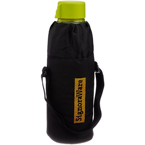 Signoraware Aqua Fresh Water Bottle with Bag, 1 Litre