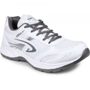 Columbus Running Shoes For Men(White, Grey)