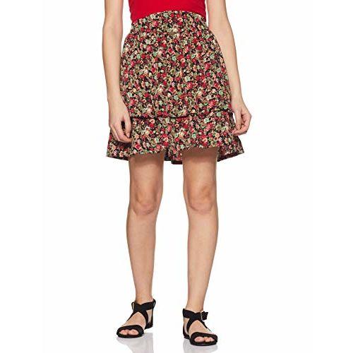 DODO & MOA Synthetic Skort Skirt