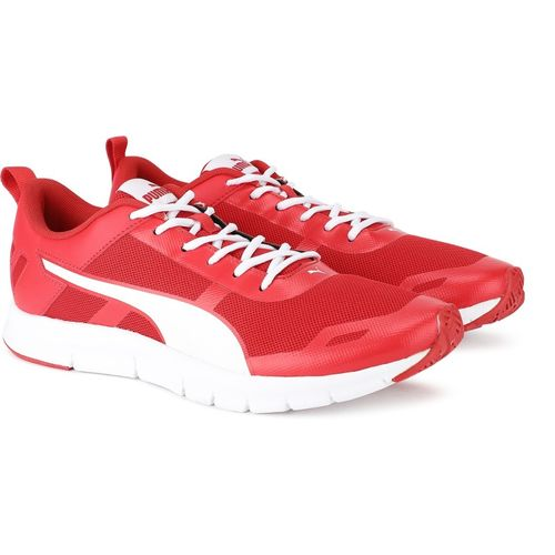 Puma Furious Vt Idp Running Shoes For Men(Red, White)