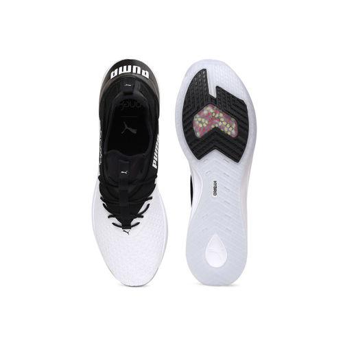 Puma Men Black & White Jaab XT One8 Training Shoes