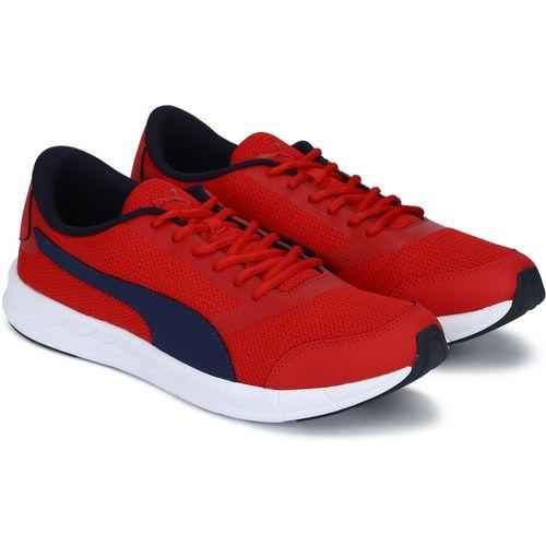 Puma Solar V Running Shoes For Men(Red)