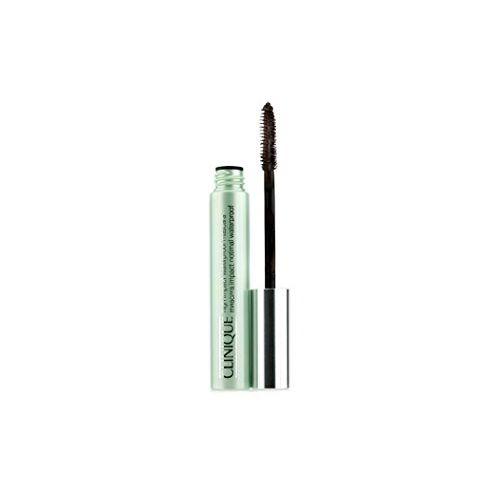 Clinique High Impact Waterproof Mascara - # 02 Black/Brown - 8ml/0.28oz