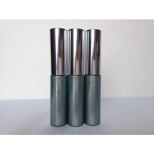 Clinique Lash Doubling Mascara 01 Black 0.14oz/3.4ml*3