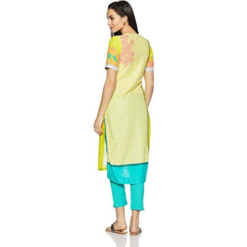 Rangriti Women's Straight Kurta