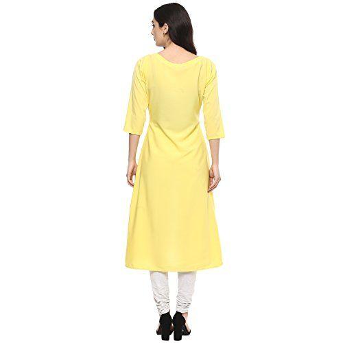 Ziyaa Women's A-Line Fit Kurta