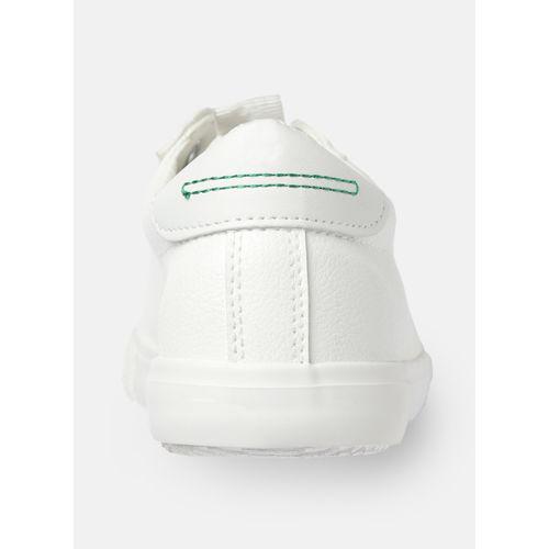 Kook N Keech White Sneakers