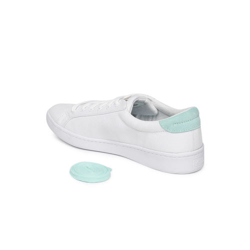 Keds Women White Solid Sneakers