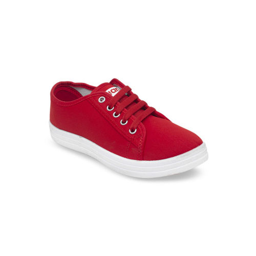 ASIAN Women Red Sneakers