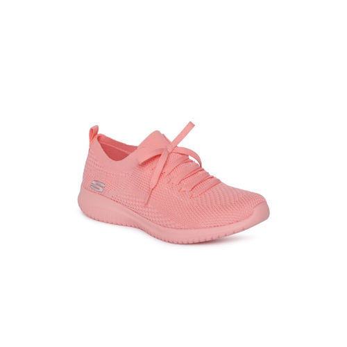 retirada Hizo un contrato primer ministro  Buy Skechers Women Coral ULTRA FLEX- PASTEL PARTY Sneakers online |  Looksgud.in