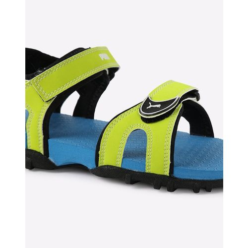 Puma Sandals with Velcro Strap Fastening