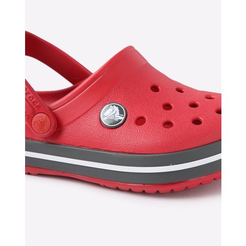 CROCS Sling-Back Clogs with Cutouts