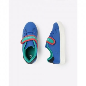UNITED COLORS OF BENETTON Low-Top Shoes with Velcro Fastening