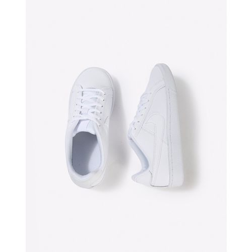 NIKE Court Royale Lace-Ups Low-Tops Shoes