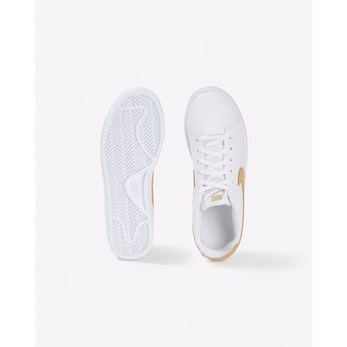 NIKE Court Royale GS Lace-Ups Low-Tops Shoes