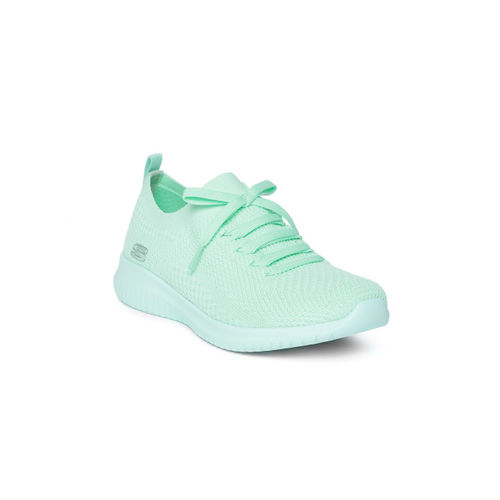 Omitir Glorioso infierno  Buy Skechers Women Mint Green Ultra Flex Pastel Party Sneakers online |  Looksgud.in