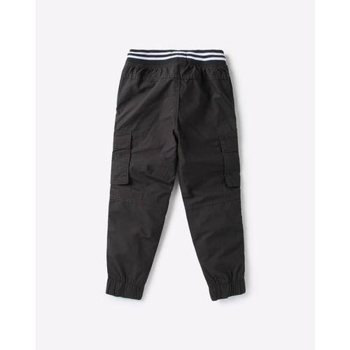 KB TEAM SPIRIT Panelled Mid-Rise Cargo Pants