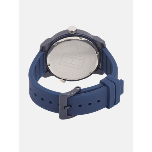 Tommy Hilfiger Men Navy Blue Analogue Watch TH1791556W