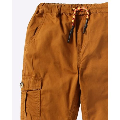 KB TEAM SPIRIT Jogger Pants with Cargo Pockets