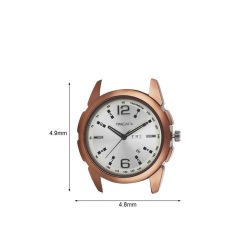 TIMESMITH Men White Analogue Watch TSC-032