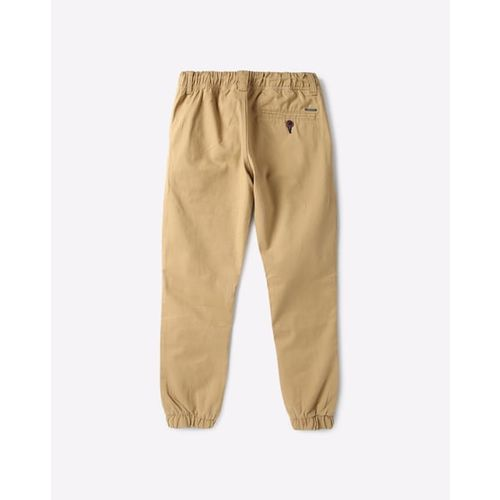 YB DNMX Mid-Rise Slim Fit Joggers with Insert Pockets