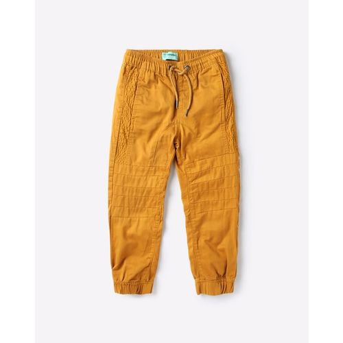 KB TEAM SPIRIT Panelled Joggers with Insert Pockets