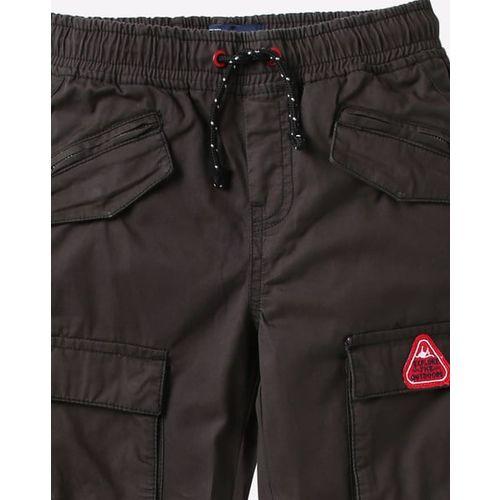 KB TEAM SPIRIT Slim Fit Cargo Jogger Pants