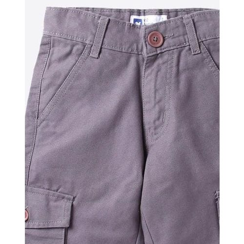 612 League Mid-Rise Trousers with Insert Pockets