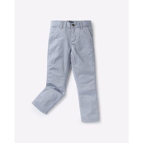 THE CHILDREN'S PLACE Mid-Rise Flat-Front Trousers