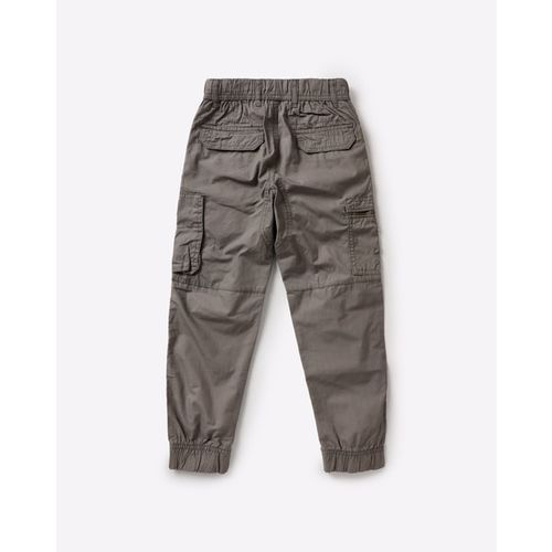 KB TEAM SPIRIT Mid-Rise Cargo Jogger Pants