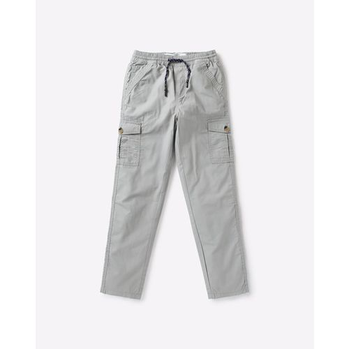 POINT COVE Mid-Rise Cargos with Insert Pockets