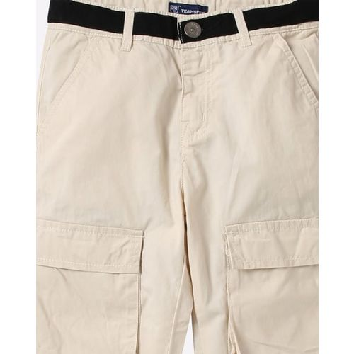 KB TEAM SPIRIT Mid-Rise Trouser with Flap Pockets