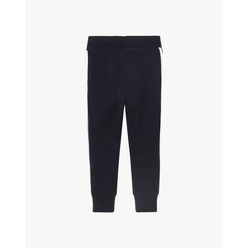 KB TEAM SPIRIT Cotton Track Pants with Ribbed Cuffs