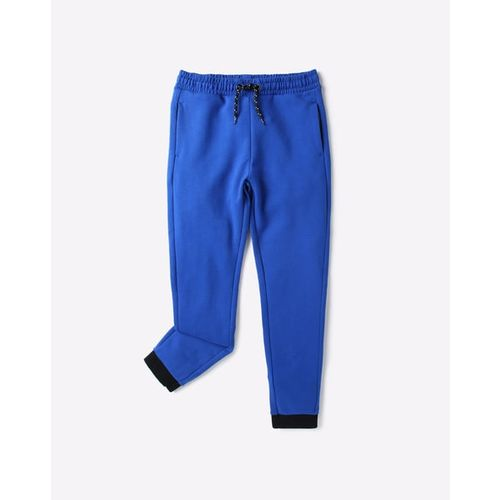 Marks & Spencer Mid-Rise Joggers with Elasticated Drawcord