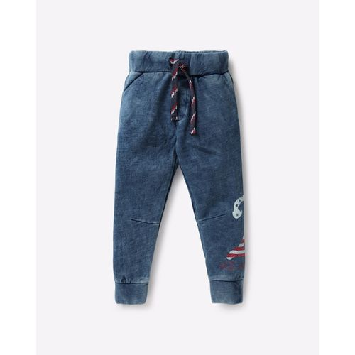 U.S. Polo Assn. Washed Cotton Joggers