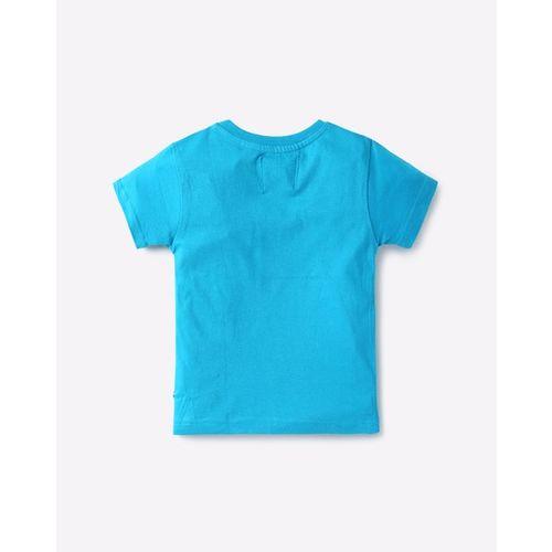 NAUTI NATI Graphic Print Round-Neck T-shirt