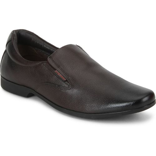 Red Chief RC3465 003 Corporate Casuals For Men(Brown)