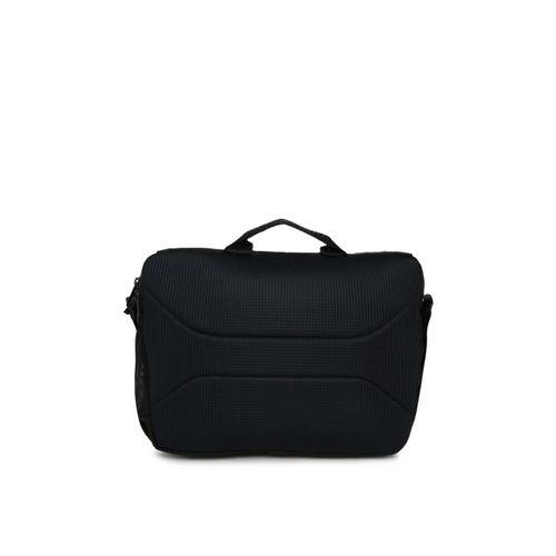 Wildcraft Black Printed Sling Bag