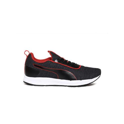 Puma Men Black Progression Pro IDP Running Shoes