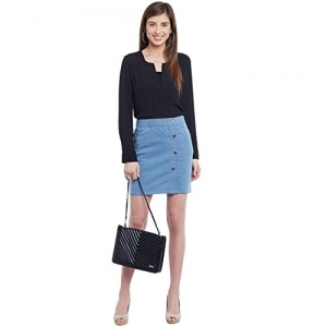 Rider Republic Sky Blue Skirt