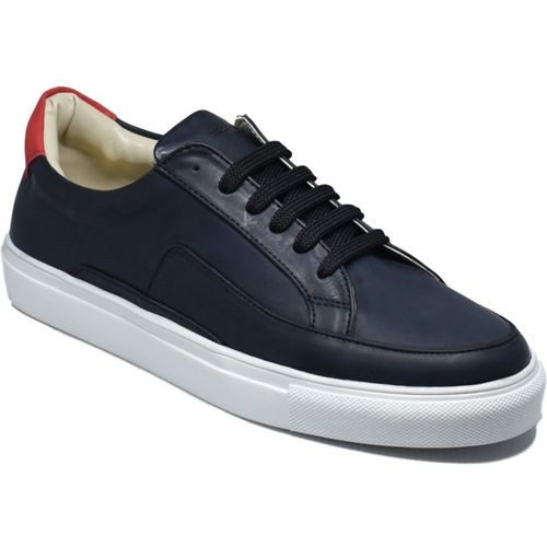 DOC Martin Gravity Black Sneakers For Men(Black)