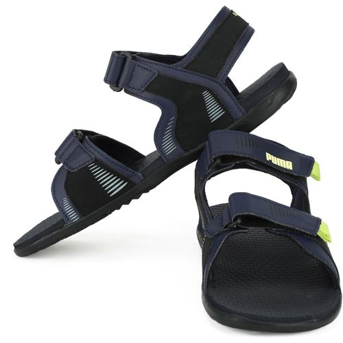 Puma Men Peacoat-Limestone- Black Sports Sandals