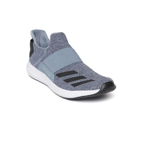 ADIDAS Men Blue & Black ZELT SL 2.0 Running Shoes